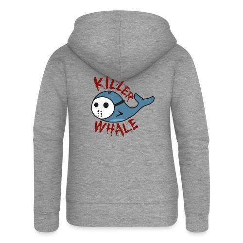 Killer Whale - Frauen Premium Kapuzenjacke
