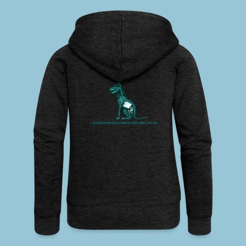 T-shirt pour homme imprimé Chien au Rayon-X - Veste à capuche Premium Femme
