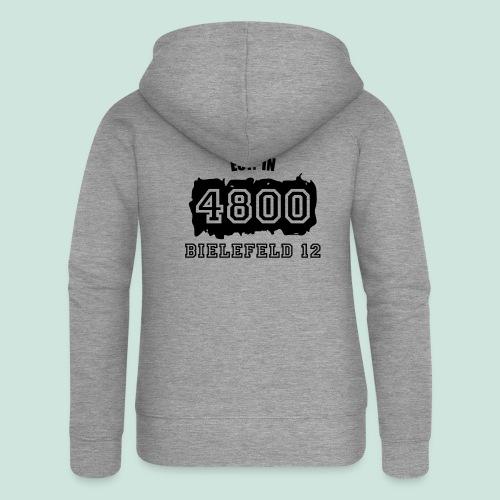 Established 4800 Bielefeld 12 - Frauen Premium Kapuzenjacke