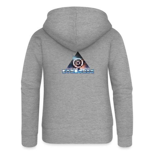 Logo Design - Women's Premium Hooded Jacket