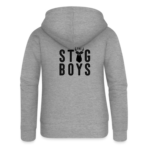 THE STAG BOYS - Women's Premium Hooded Jacket