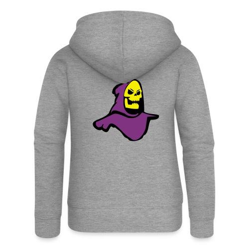 Skeletor - Women's Premium Hooded Jacket