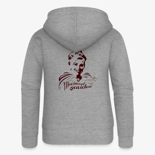 Koninging Maxima - Vrouwenjack met capuchon Premium