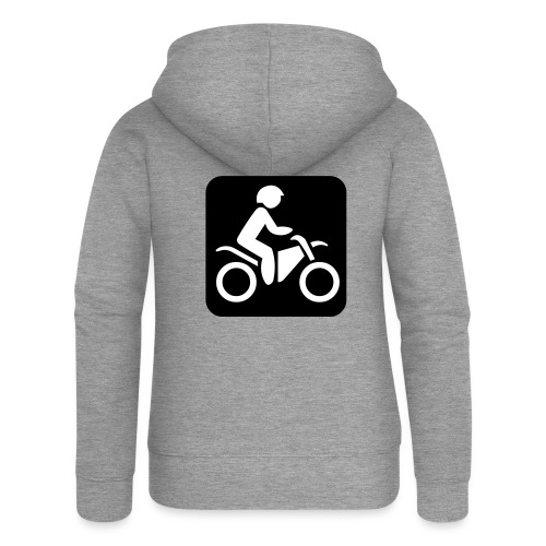 motorcycle - Naisten Girlie svetaritakki premium