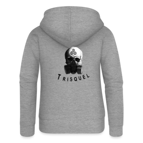 Trisquel - Chaqueta con capucha premium mujer