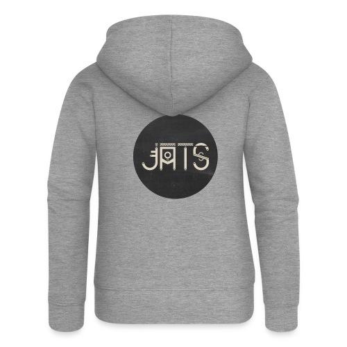 JATS indien circle - Veste à capuche Premium Femme