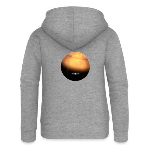 MARS Planet - Veste à capuche Premium Femme