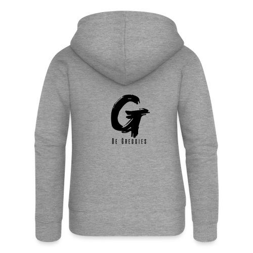 De Greggies - Shirt wit - Vrouwenjack met capuchon Premium