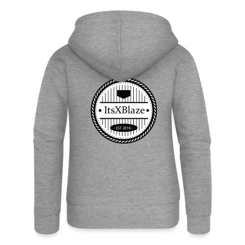 ItsXBlaze Logo 3 Hoodie - Vrouwenjack met capuchon Premium