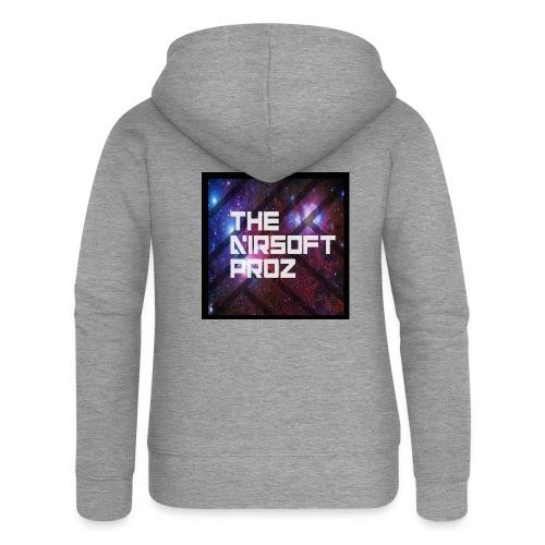 TheAirsoftProz Galaxy Mens Long Sleeve - Women's Premium Hooded Jacket