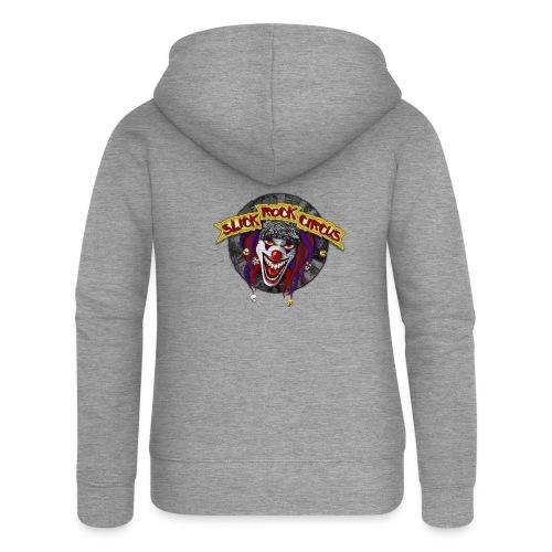 Slick Rock Circus - Evil Clown - Frauen Premium Kapuzenjacke