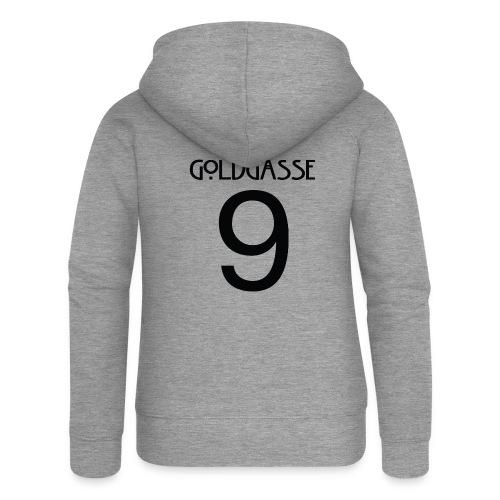 Goldgasse 9 - Back - Women's Premium Hooded Jacket