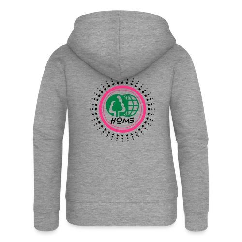 Planète home sweet home - Women's Premium Hooded Jacket