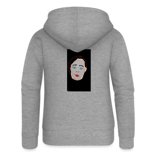 MIMO - Chaqueta con capucha premium mujer