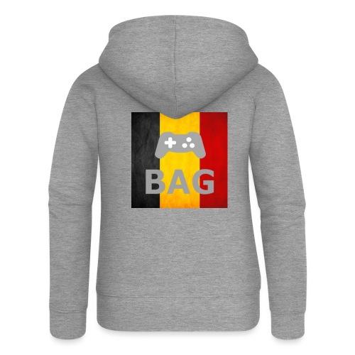 BelgiumAlpha Games - Women's Premium Hooded Jacket