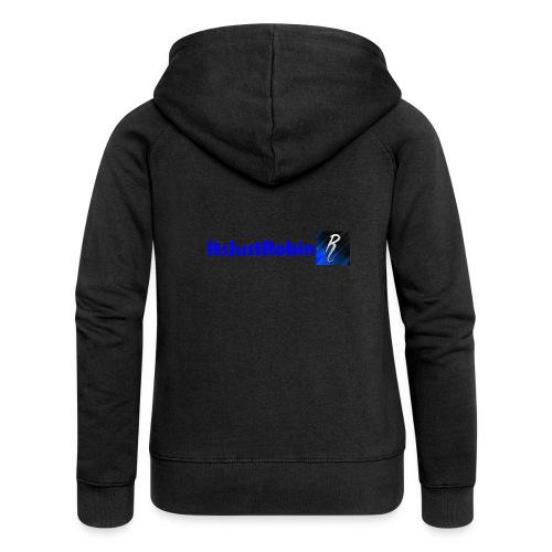 Eerste design. - Women's Premium Hooded Jacket