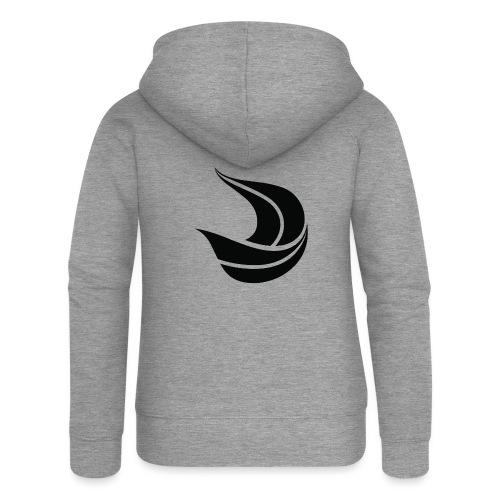 DMM Logo - Women's Premium Hooded Jacket