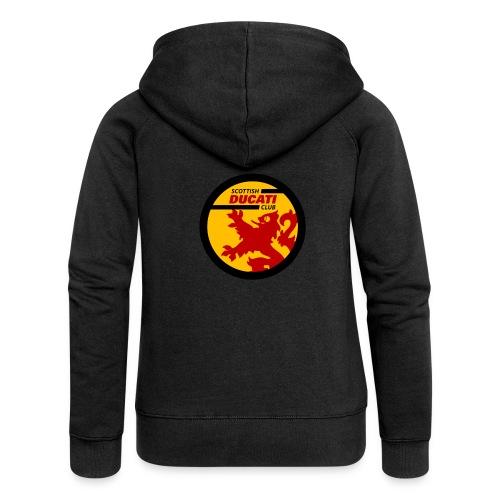 GIF logo - Women's Premium Hooded Jacket