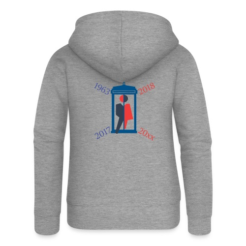Mr or Ms Who - Women's Premium Hooded Jacket