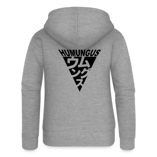 humungus - Frauen Premium Kapuzenjacke