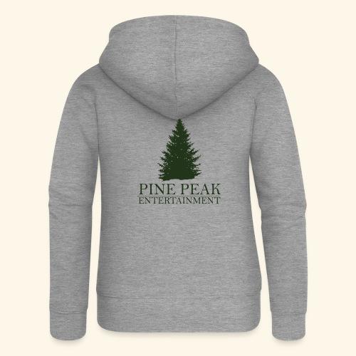 Pine Peak Entertainment - Vrouwenjack met capuchon Premium