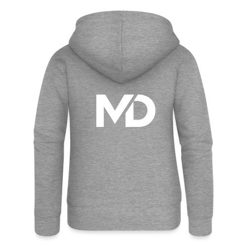 MD Clothing Official© - Veste à capuche Premium Femme
