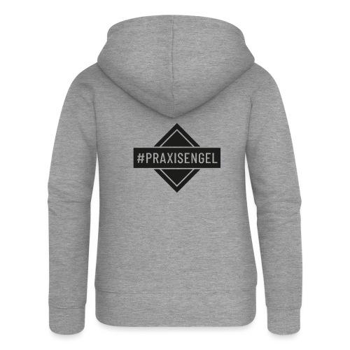 Praxisengel (DR19) - Frauen Premium Kapuzenjacke