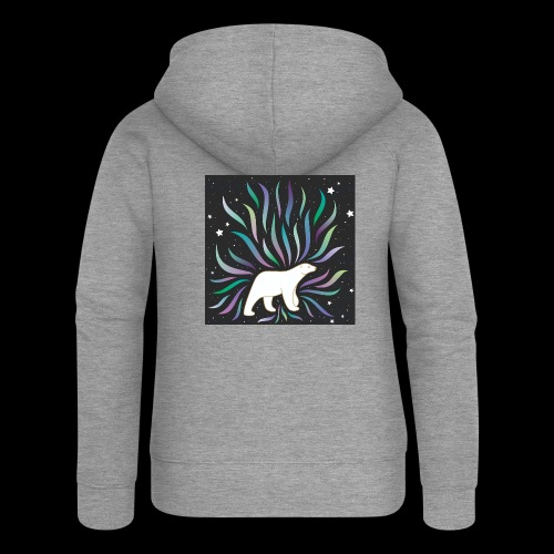 polar ours - Veste à capuche Premium Femme