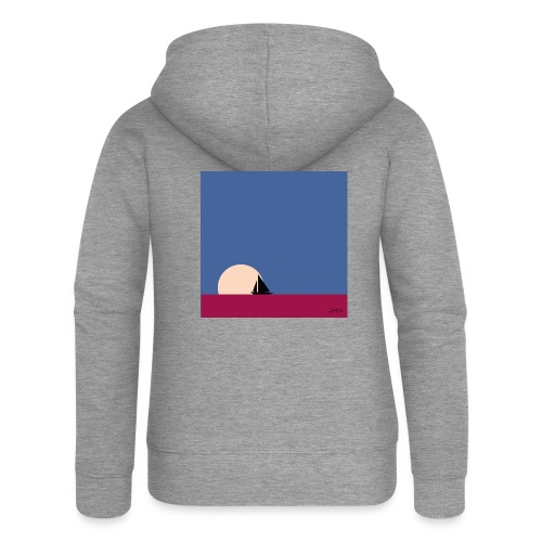 Oh my boat! - Women's Premium Hooded Jacket