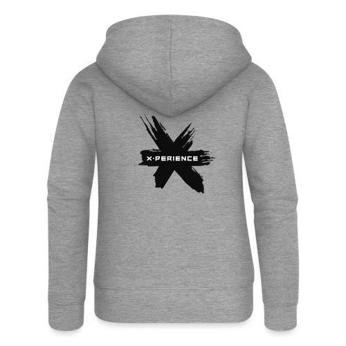 x-perience - Das neue Logo - Frauen Premium Kapuzenjacke