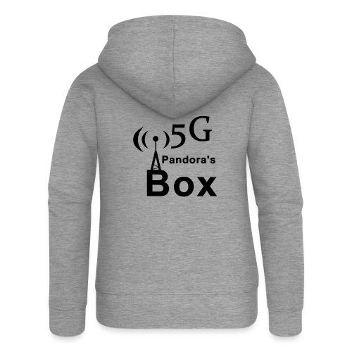 5G Pandora's box - Frauen Premium Kapuzenjacke