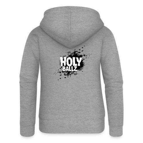 Holy Ballz - Women's Premium Hooded Jacket