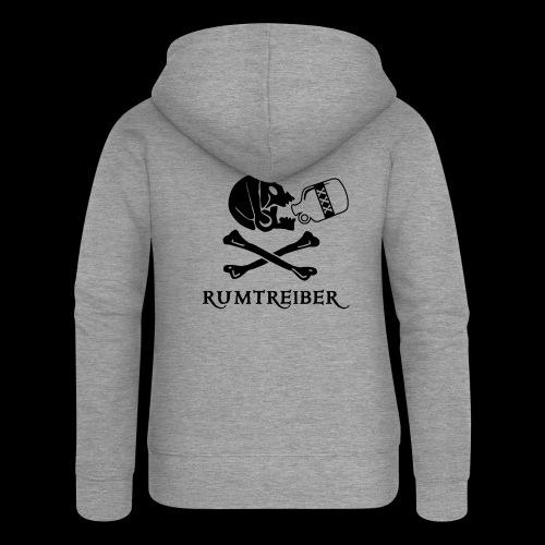 ~ Rumtreiber ~ - Frauen Premium Kapuzenjacke