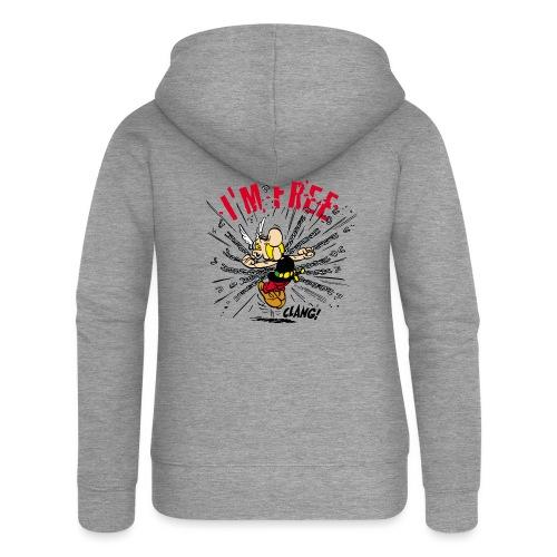 Asterix & Obelix - Asterix 'I'm Free' - Veste à capuche Premium Femme