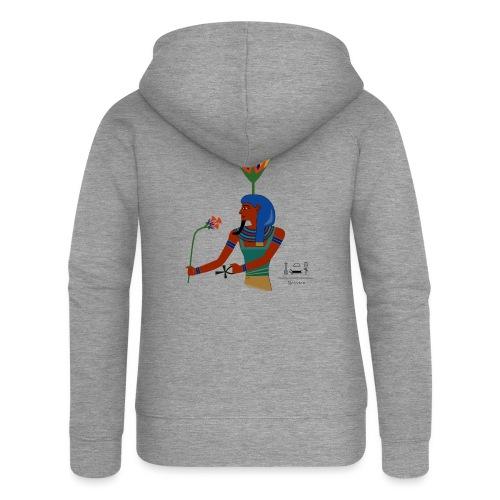 Nefertem I altägyptische Gottheit - Frauen Premium Kapuzenjacke
