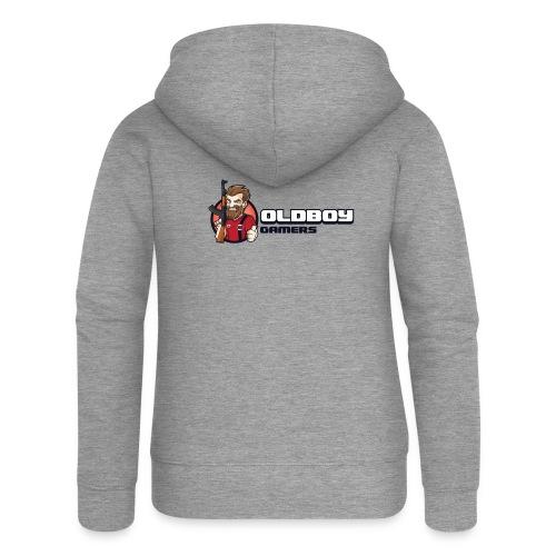 Oldboy Gamers Fanshirt - Premium hettejakke for kvinner