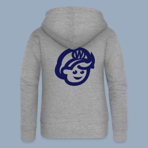 logo bb spreadshirt bb kopfonly - Women's Premium Hooded Jacket