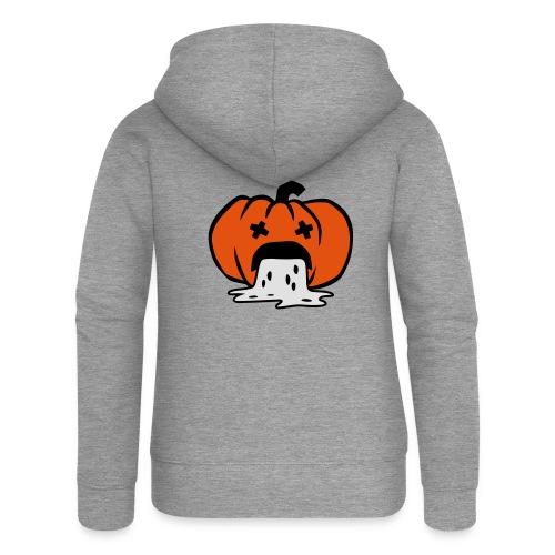 Halloween - Frauen Premium Kapuzenjacke