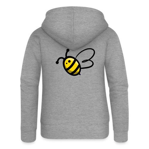 Bee b. Bee - Women's Premium Hooded Jacket