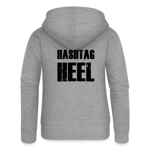 hashtagheel - Women's Premium Hooded Jacket