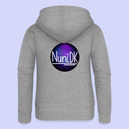 Galaxy shade, NuniDK collection - female top - Dame Premium hættejakke