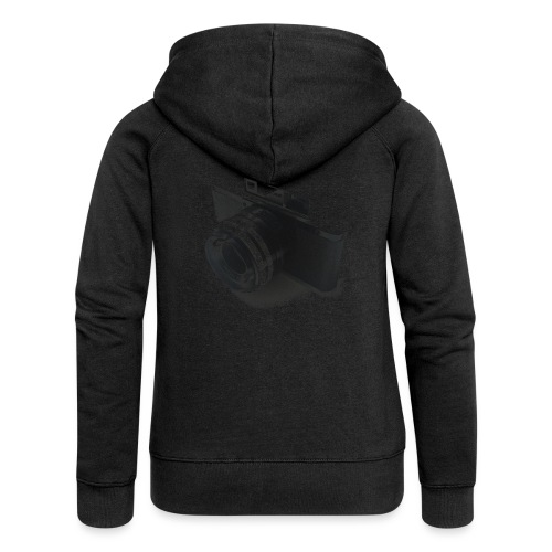 camara (Saw) - Women's Premium Hooded Jacket