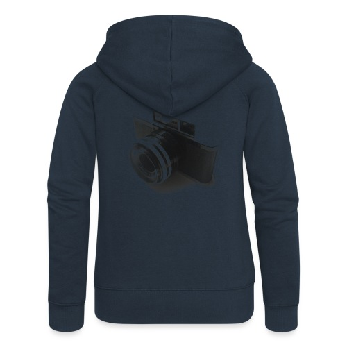 camara (Saw) - Women's Premium Hooded Jacket