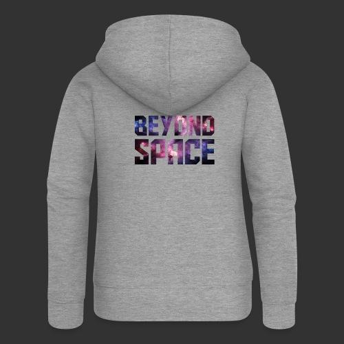 Beyond Space - Veste à capuche Premium Femme