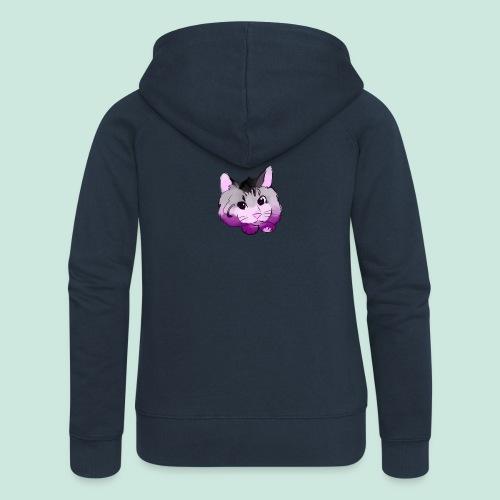 meow - Women's Premium Hooded Jacket