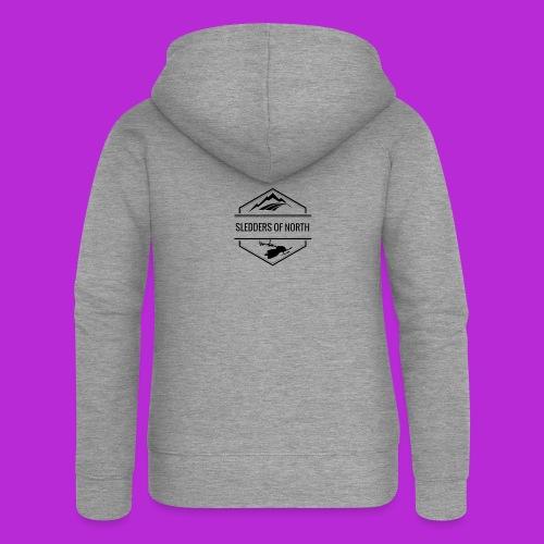 SoN Snapback - Women's Premium Hooded Jacket