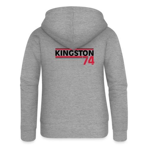 Kingston 74 - Veste à capuche Premium Femme
