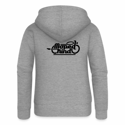 Moped Kind / Mopedkind (V1.0) - Women's Premium Hooded Jacket
