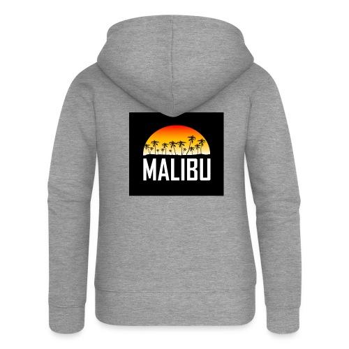 Malibu Nights - Women's Premium Hooded Jacket