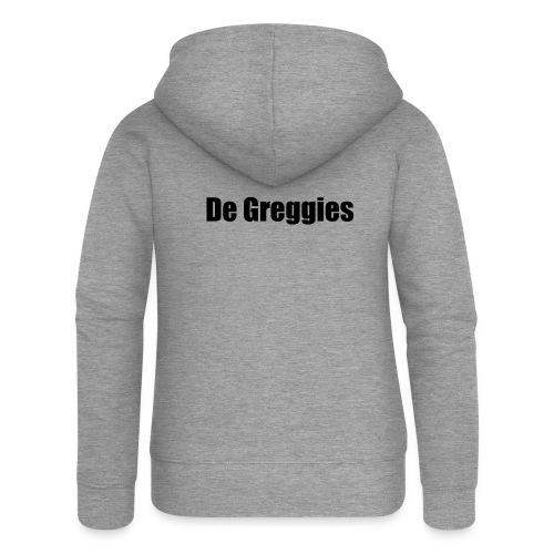 De Greggies Sweater - Vrouwenjack met capuchon Premium